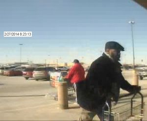 Suspects sought in Hobart thefts