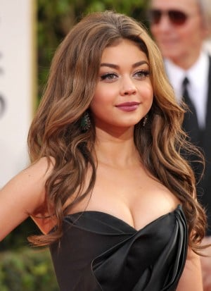 Sarah Hyland shares her beach-bound thoughts