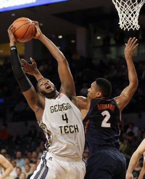 Georgia Tech charges back to beat Illinois
