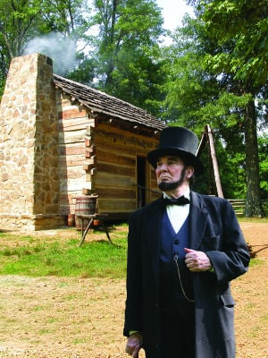 Celebrating Lincoln this President's Day: Visit attractions at his former Indiana and Illinois homes