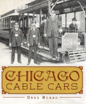 Chicago's cable car system uncovered