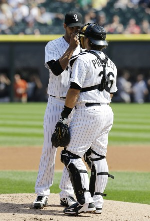Avisail Garcia's single in the sixth helps Sox defeat Twins