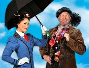 Bright and Mary: Marriott staging for first regional 'Mary Poppins' promises stage surprises