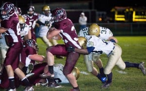 Final drive comes up short for Bishop Noll