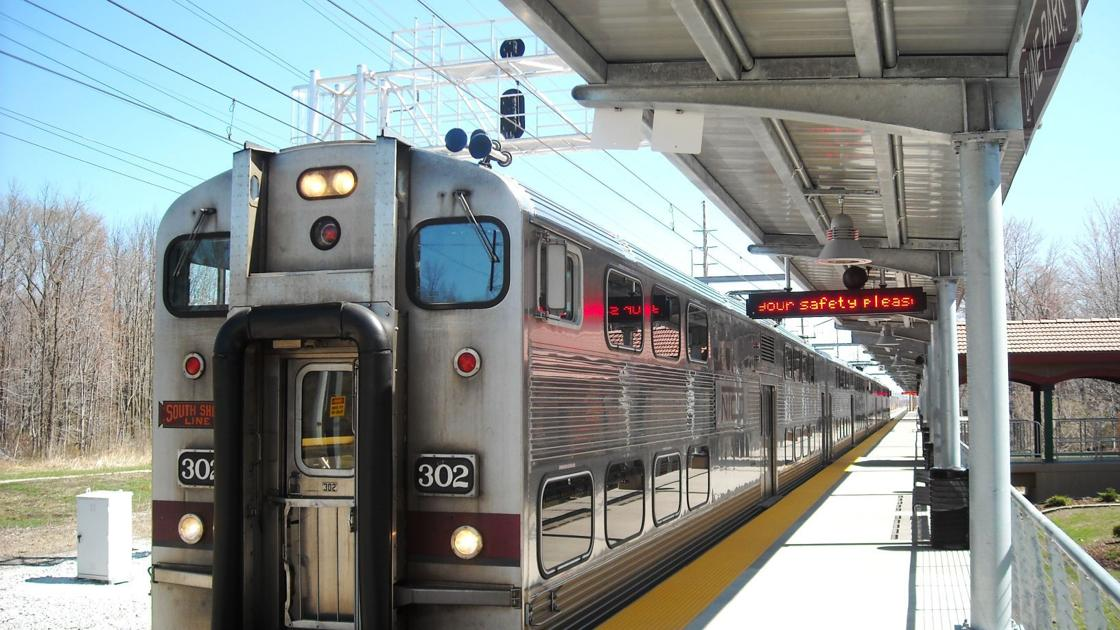 South shore train strikes car woman dies laporte county for Laporte county news