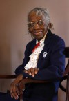 Drum Major nominee still active at 101