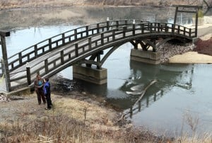 Federal grant to fund green stormwater management project at Marquette Park