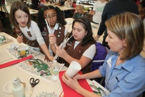 NIPSCO program introduces girls to engineering