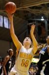 Tabitha Gera5rdot, VU basketball