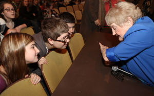 Gallery: Holocaust survivor Eva Mozes Kor
