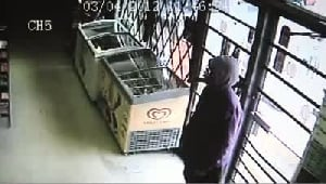 Surveillance video 3 from Lucky Mart Foods