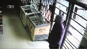 Surveillance video 3 from Lucky Mart Foods