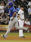 Zambrano and Soriano power Cubs past Astros