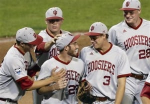 Crown Point's Donley helps IU win its CWS opener