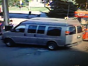 Tan van sought in Pines sexual assault