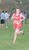 Munster runner Brooks Platt