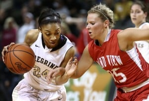 Grand View ousts Purdue Calumet women in NAIA tournament
