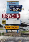 Blue Top Drive-in building faces uncertain future
