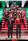 Osmond siblings ring in holiday season with spirited production at Oriental Theatre