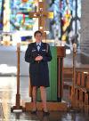 VU service remembers those who served