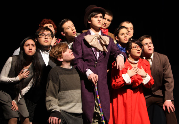 Griffith High School presents Willy Wonka this weekend