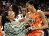 Parker scores record 23 to lead West over East in WNBA All-Star game