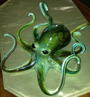 OFFBEAT with PHIL POTEMPA: Glass artist Hopko's leggy work reminds of Paul the Octopus