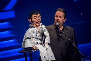 Terry Fator aims to 'throw' vocal talents in Hammond