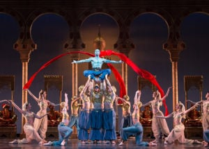 Magical dance: Houston Ballet brings 'Aladdin' to Chicago