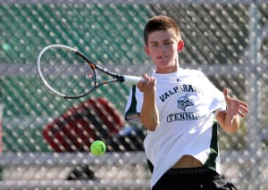 Valparaiso's Williams enjoying his lone season at No. 1 singles