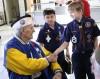 Giving thanks for veterans