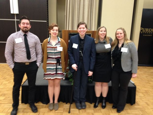 PNC honors students shine at Undergraduate Research Conference
