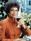 "Actress Jane Wyman as Angela Channing on CBS Primetime Soap ""Falcon Crest"""