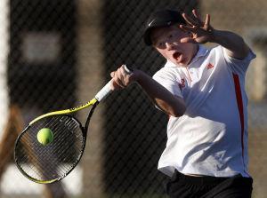 Munster wins ninth straight boys tennis regional championship