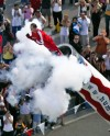 Human cannonball set to fly through region sky at U.S. Steel Yard