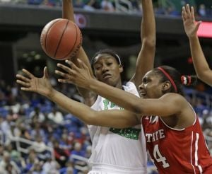 WOMEN'S BASKETBALL ROUNDUP: No. 2 Irish reach ACC title game