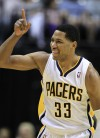Granger emerges as closer for playoff-bound Pacers