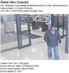 Police searching for Merrillville bank robber