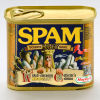 Hormel Food's Limited Edition Packaged Tin of Honey Golden Grail Spam