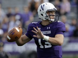 Northwestern breaks into the win column