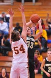Parish powers for two in Panthers' win