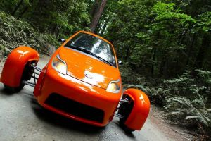 "Are you ready for a three-wheeled car? ""Autocycle"" promises affordable fuel economy"