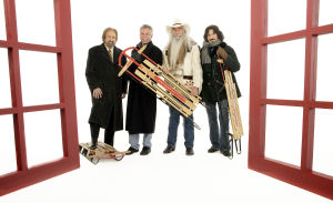 Local Scene: Oak Ridge Boys sing of Santa, snowmen and Baby Jesus