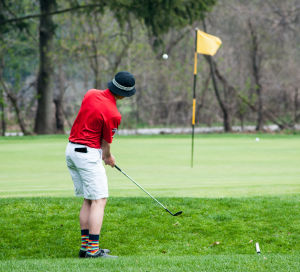 Host Indians overcome short-game issues to win invitational