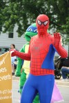 Schererville celebrates with parade