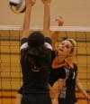 LaPorte beats Merrillville at Chesterton volleyball sectional