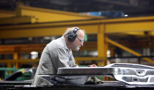 Ford to pay 9 000 bonuses in jolt to local economy for Ford motor company payroll services