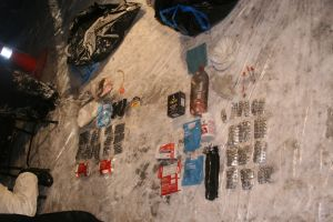 Lake Station police conduct first meth lab bust