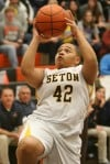 Seton Academy's Tiffany Ellis