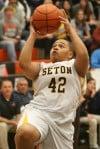 Seton Academy's Tiffany Ellis